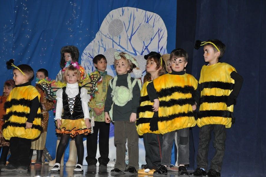 Подснежники для королевы 2012. Пчелки
